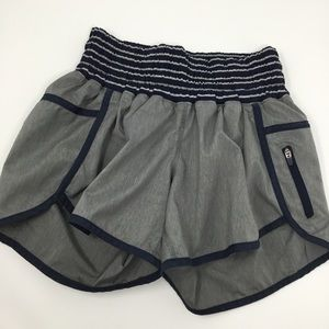 Lululemon Tracker Shorts, Size 4